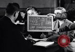 Image of Japanese Registration Control Station San Francisco California USA, 1942, second 2 stock footage video 65675037094
