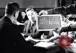Image of Japanese Registration Control Station San Francisco California USA, 1942, second 3 stock footage video 65675037094
