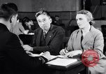 Image of Japanese Registration Control Station San Francisco California USA, 1942, second 6 stock footage video 65675037094