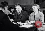 Image of Japanese Registration Control Station San Francisco California USA, 1942, second 8 stock footage video 65675037094