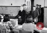 Image of Japanese Registration Control Station San Francisco California USA, 1942, second 12 stock footage video 65675037096