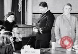 Image of Japanese Registration Control Station San Francisco California USA, 1942, second 5 stock footage video 65675037097
