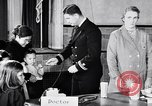 Image of Japanese Registration Control Station San Francisco California USA, 1942, second 6 stock footage video 65675037097