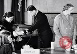 Image of Japanese Registration Control Station San Francisco California USA, 1942, second 7 stock footage video 65675037097