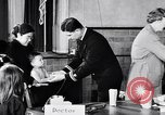 Image of Japanese Registration Control Station San Francisco California USA, 1942, second 8 stock footage video 65675037097