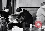 Image of Japanese Registration Control Station San Francisco California USA, 1942, second 9 stock footage video 65675037097