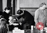 Image of Japanese Registration Control Station San Francisco California USA, 1942, second 10 stock footage video 65675037097