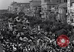 Image of carnival procession Viareggio Italy, 1931, second 12 stock footage video 65675037101
