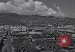Image of houses and government building Honolulu Hawaii USA, 1942, second 1 stock footage video 65675037123