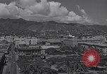 Image of houses and government building Honolulu Hawaii USA, 1942, second 2 stock footage video 65675037123
