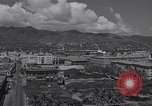 Image of houses and government building Honolulu Hawaii USA, 1942, second 6 stock footage video 65675037123