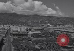 Image of houses and government building Honolulu Hawaii USA, 1942, second 9 stock footage video 65675037123