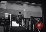Image of A passenger boarding the Japanese ocean liner Tatsuta Maru Honolulu Hawaii USA, 1939, second 11 stock footage video 65675037128