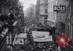 Image of communists demonstrate Mexico City Mexico, 1938, second 5 stock footage video 65675037132