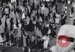 Image of communists demonstrate Mexico City Mexico, 1938, second 7 stock footage video 65675037132