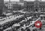Image of communists demonstrate Mexico City Mexico, 1938, second 9 stock footage video 65675037132