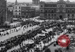 Image of communists demonstrate Mexico City Mexico, 1938, second 10 stock footage video 65675037132