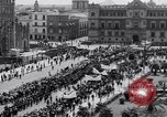 Image of communists demonstrate Mexico City Mexico, 1938, second 11 stock footage video 65675037132