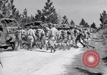 Image of military exercise at Camp Shelby Wiggins Mississippi USA, 1938, second 12 stock footage video 65675037136