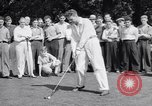 Image of golfer J Smith Ferebree Olympia Fields Illinois USA, 1938, second 6 stock footage video 65675037138
