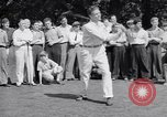Image of golfer J Smith Ferebree Olympia Fields Illinois USA, 1938, second 8 stock footage video 65675037138