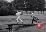Image of golfer J Smith Ferebree Olympia Fields Illinois USA, 1938, second 11 stock footage video 65675037138