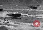 Image of Annual Aquaplane Derby Catalina Island California USA, 1938, second 10 stock footage video 65675037139