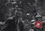 Image of aviator Douglas Corrigan Boston Massachusetts USA, 1938, second 11 stock footage video 65675037140