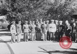 Image of General John L DeWitt Agua Calliente Mexico, 1942, second 1 stock footage video 65675037144