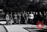 Image of General John L DeWitt Agua Calliente Mexico, 1942, second 2 stock footage video 65675037144
