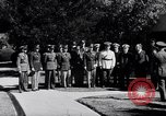 Image of General John L DeWitt Agua Calliente Mexico, 1942, second 3 stock footage video 65675037144