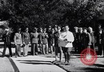Image of General John L DeWitt Agua Calliente Mexico, 1942, second 9 stock footage video 65675037144