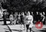 Image of General John L DeWitt Agua Calliente Mexico, 1942, second 11 stock footage video 65675037144