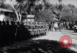 Image of General John L DeWitt Agua Calliente Mexico, 1942, second 2 stock footage video 65675037145