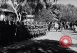 Image of General John L DeWitt Agua Calliente Mexico, 1942, second 3 stock footage video 65675037145