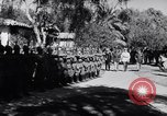 Image of General John L DeWitt Agua Calliente Mexico, 1942, second 5 stock footage video 65675037145
