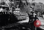 Image of General John L DeWitt Agua Calliente Mexico, 1942, second 8 stock footage video 65675037145