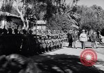 Image of General John L DeWitt Agua Calliente Mexico, 1942, second 9 stock footage video 65675037145