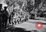 Image of General John L DeWitt Mexico, 1942, second 9 stock footage video 65675037147