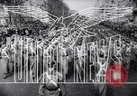 Image of traditional football match Baltimore Maryland USA, 1944, second 8 stock footage video 65675037148