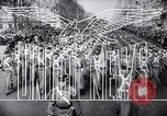 Image of traditional football match Baltimore Maryland USA, 1944, second 9 stock footage video 65675037148
