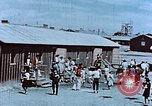 Image of Japanese relocation homes United States USA, 1944, second 7 stock footage video 65675037155