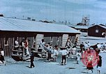 Image of Japanese relocation homes United States USA, 1944, second 8 stock footage video 65675037155