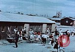 Image of Japanese relocation homes United States USA, 1944, second 9 stock footage video 65675037155
