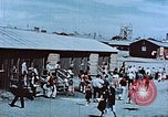 Image of Japanese relocation homes United States USA, 1944, second 10 stock footage video 65675037155
