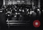 Image of American men register for draft in World War 2 United States USA, 1940, second 3 stock footage video 65675037158