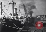 Image of scrap metal to Japan Seattle Washington USA, 1940, second 7 stock footage video 65675037159