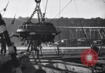Image of scrap metal to Japan Seattle Washington USA, 1940, second 8 stock footage video 65675037159