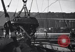 Image of scrap metal to Japan Seattle Washington USA, 1940, second 9 stock footage video 65675037159