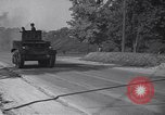 Image of first armored division Fort Knox Kentucky USA, 1940, second 4 stock footage video 65675037162